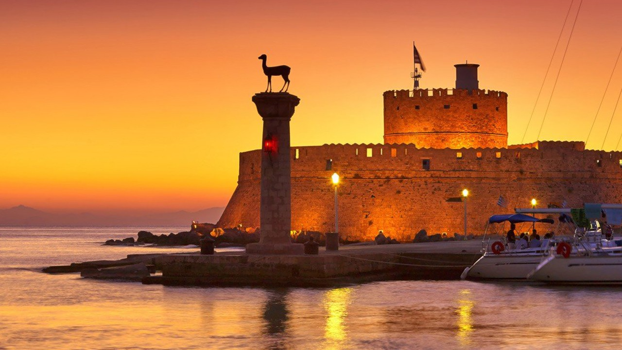 7 Days Cruise From Rhodes