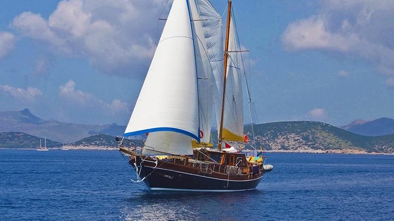 Bodrum a las islas griegas del norte (lujo)