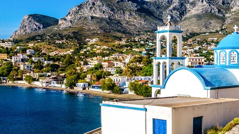 Bodrum a las islas griegas (Dodecaneso del Norte)