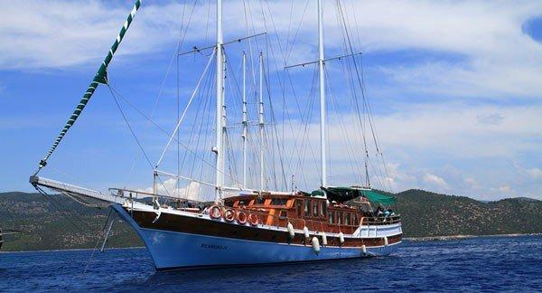 Bodrum Islas Griegas Goleta Richmond Iv