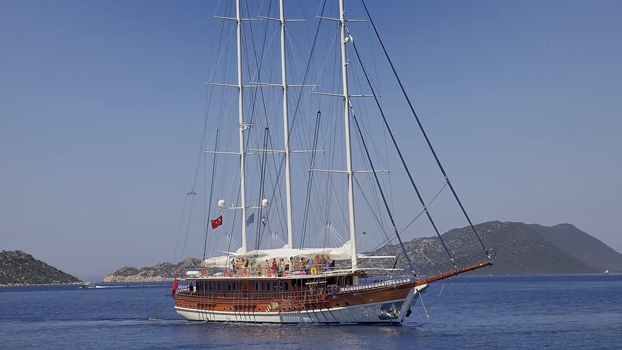 Goleta Admiral