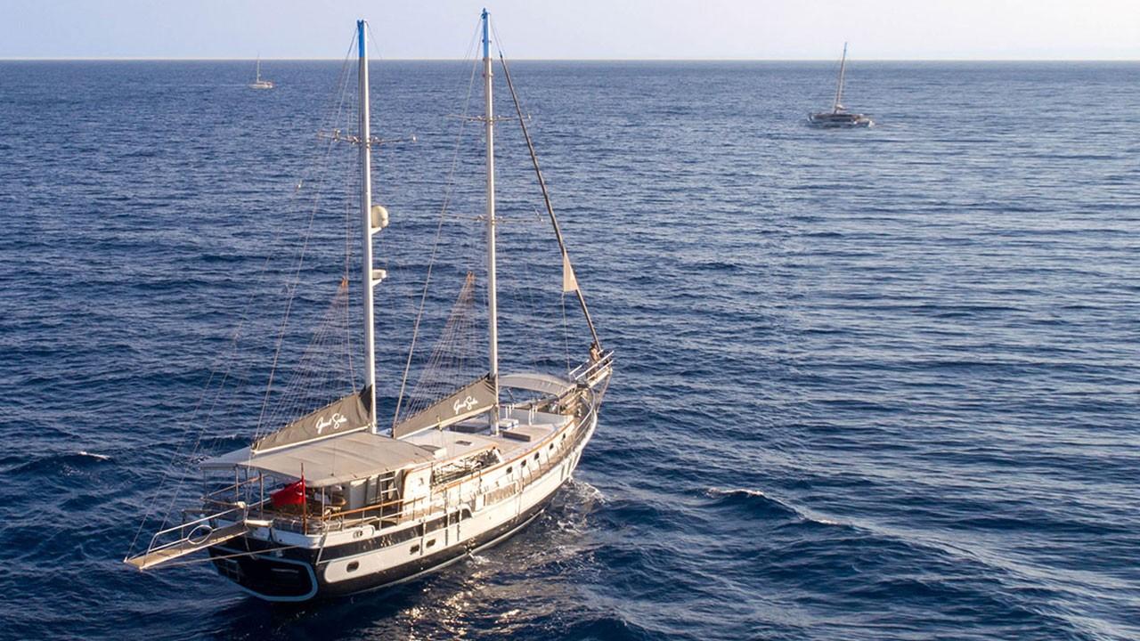 Goleta Grand Sailor