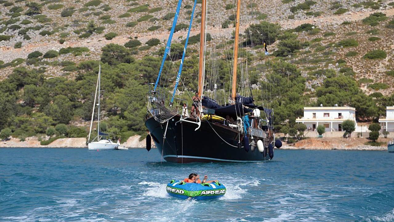 Goleta Odysseus