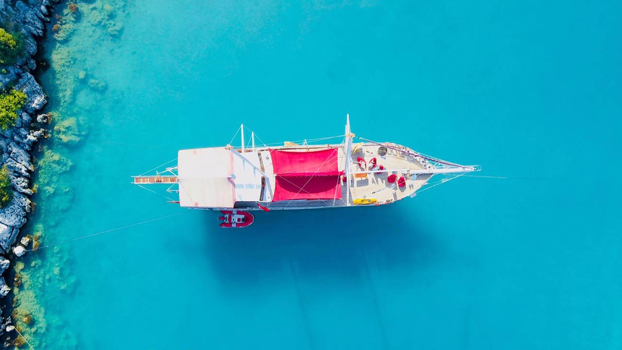 Goleta Sea Angel 2