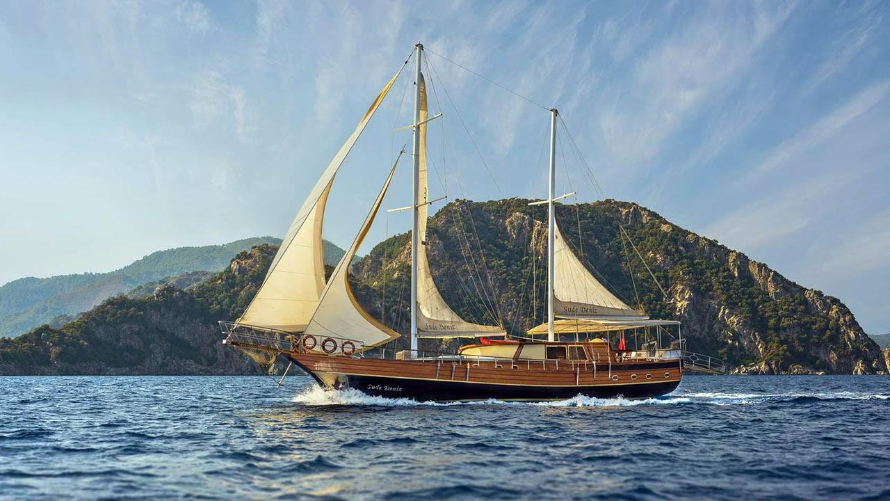 Goleta Sude Deniz