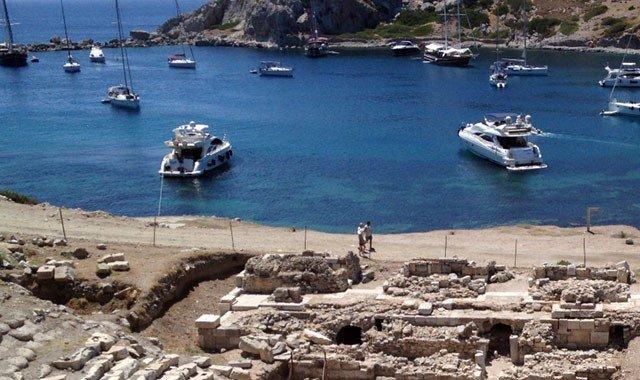 Crucero arqueológico