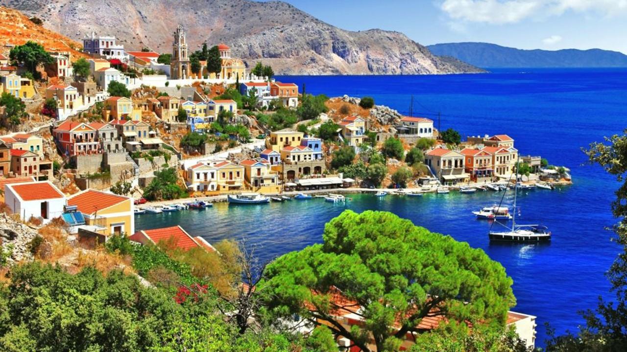 Marmaris a Islas Griegas