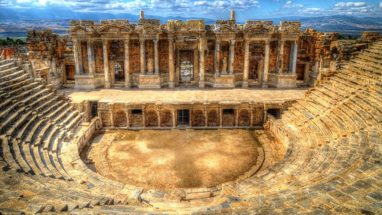 Un crucero arqueológico de Bodrum a Éfeso