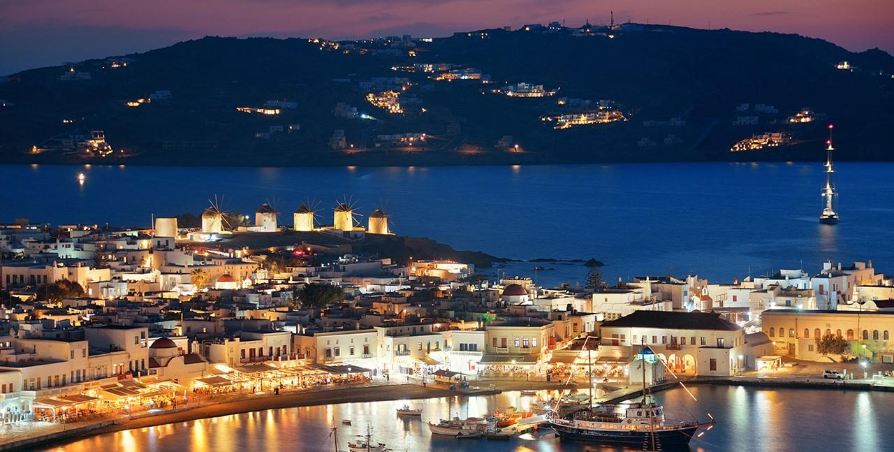 Isla de Mykonos