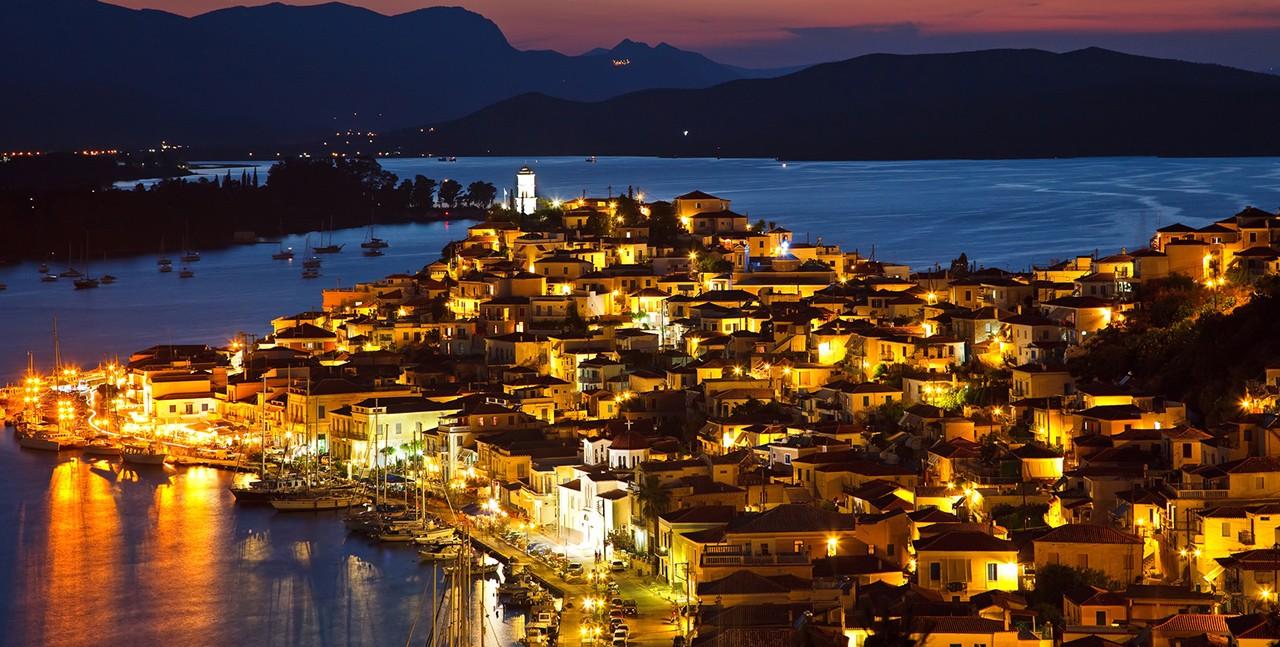 Islas Sarónicas