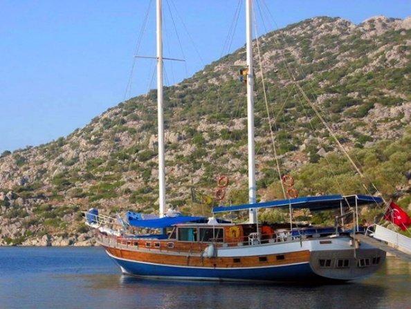 Goleta Alper 98