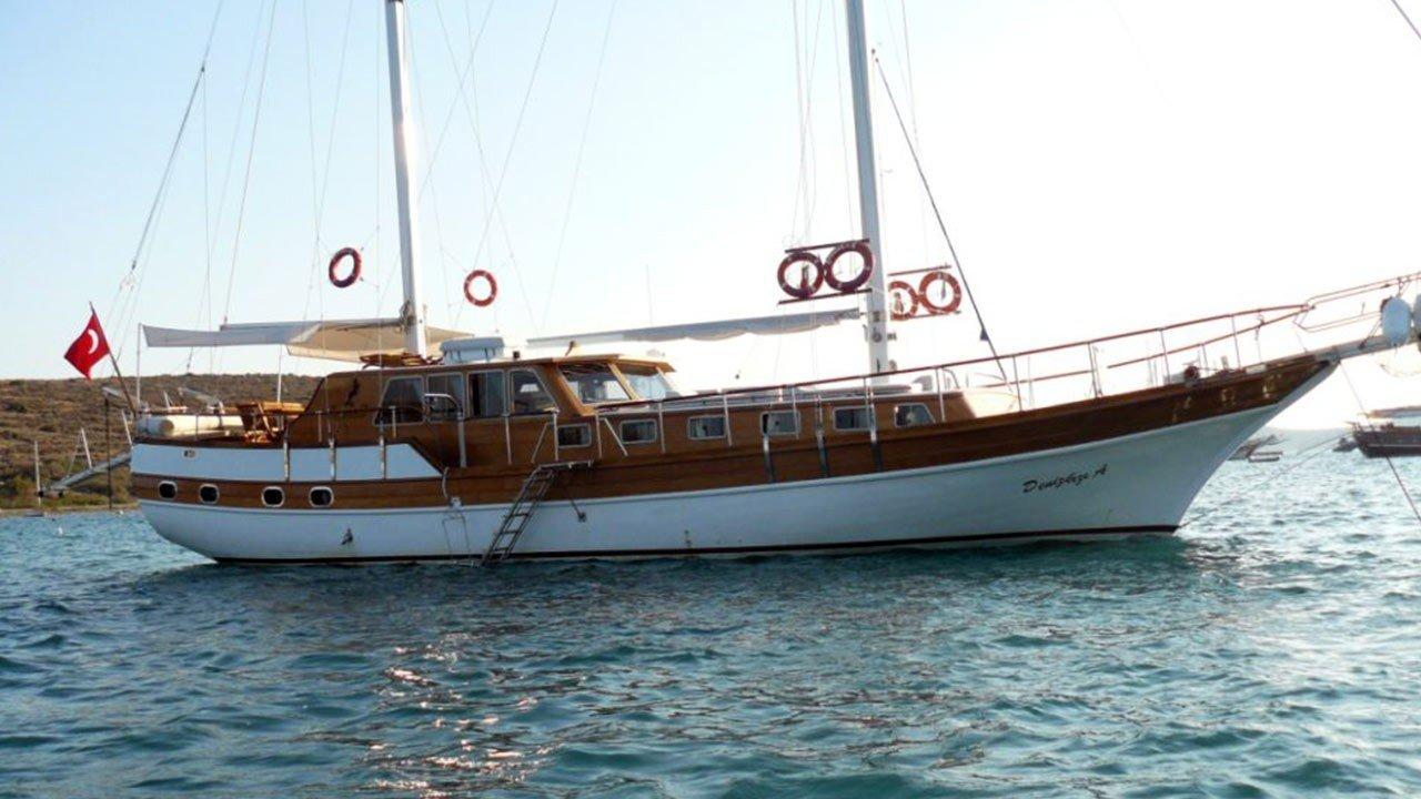 Goleta Deniz Kizi A