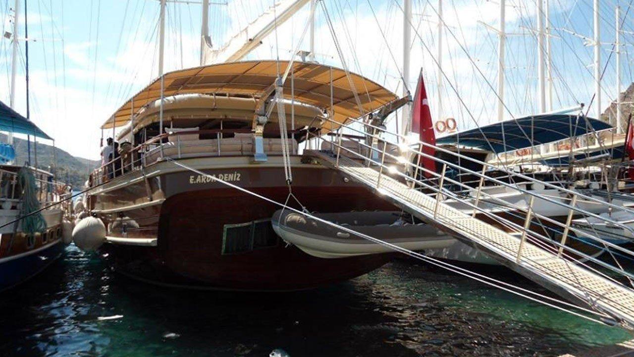 Goleta E.Arda Deniz