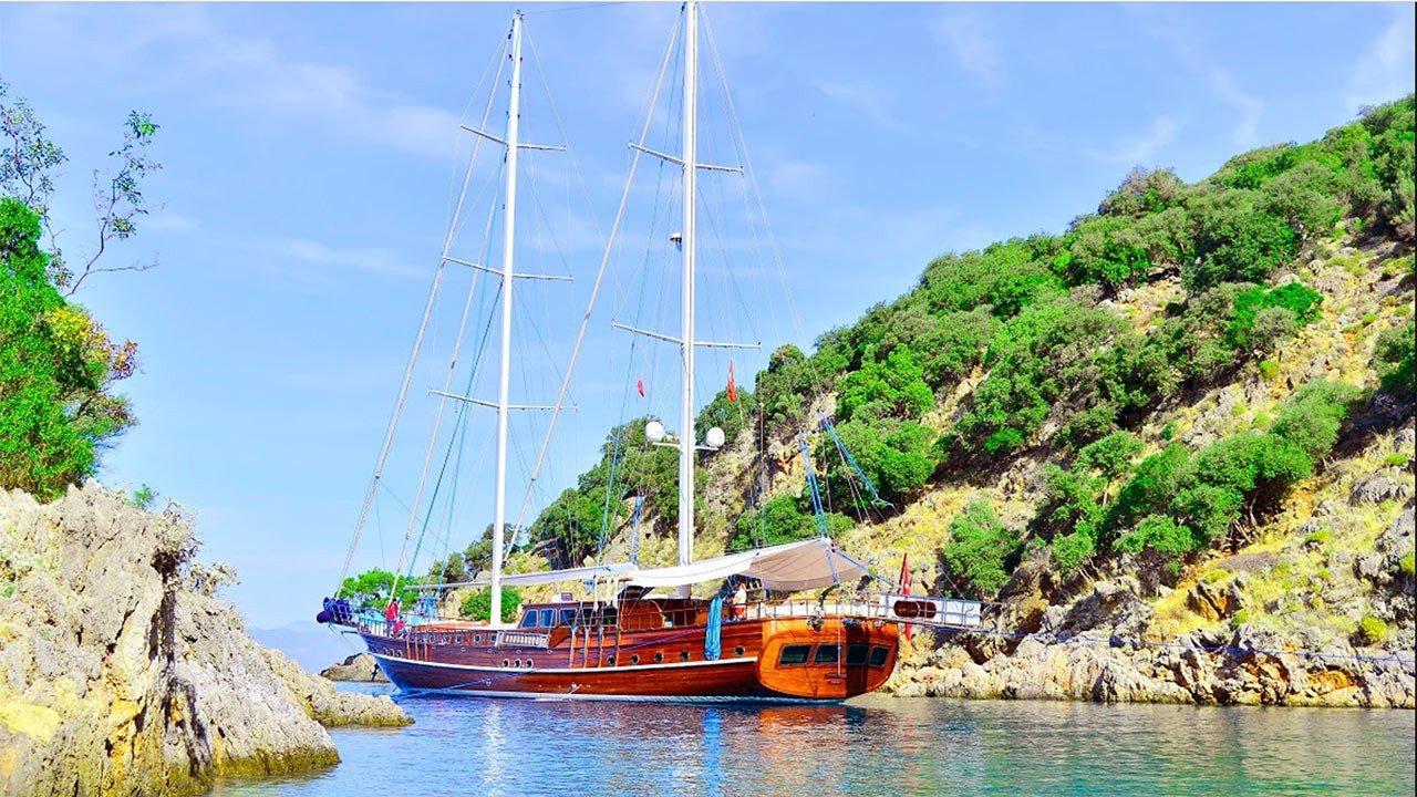 Goleta Lycian Queen