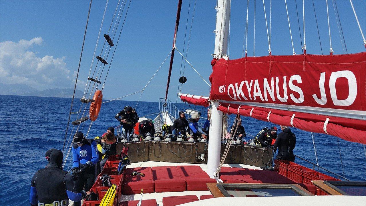 Goleta Okyanus JD