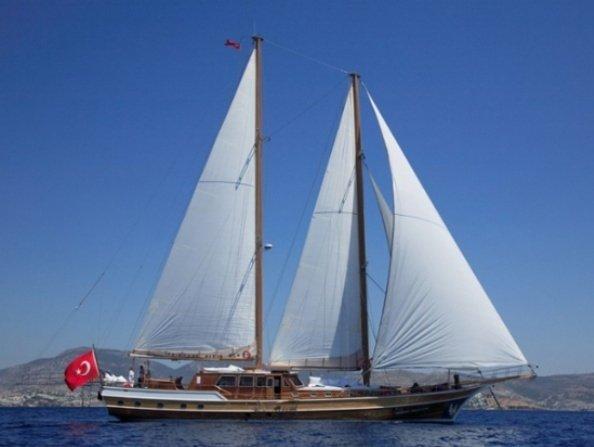 Goleta Princess Nazan Deniz