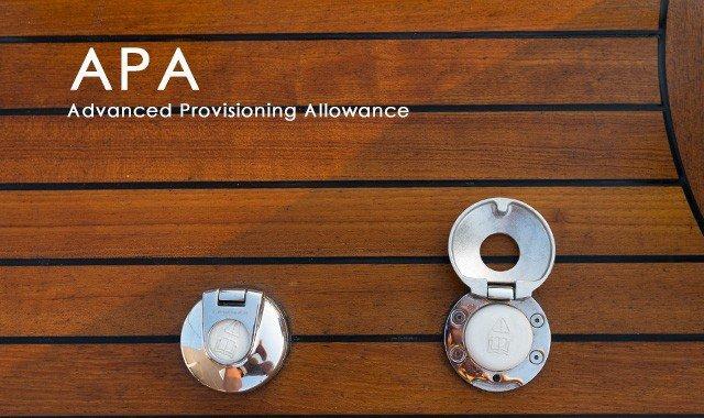 ¿Qué es APA (Asignación de provisión avanzada)?