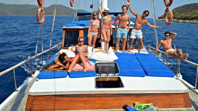 Fethiye a Marmaris Mini Crucero