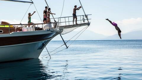 Marmaris a Fethiye Mini Crucero