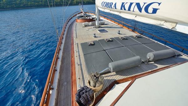 Goleta Cobra King
