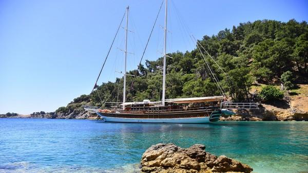 Goleta Deniz Felix Balina