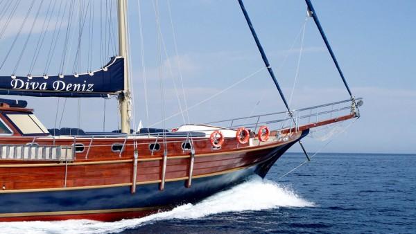 Goleta Diva Deniz