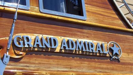 Goleta Grand Admiral