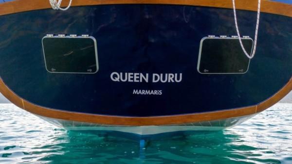 Goleta Queen Duru