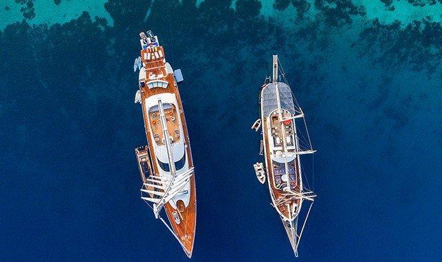 Crucero Azul en Turquía