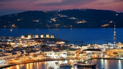 Bodrum a Mykonos en 14 noches