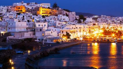 Isla Naxos