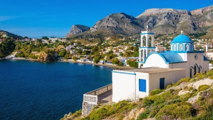 Isla de Kalymnos