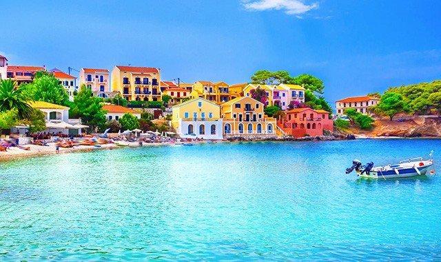 Alquiler de yates de lujo en islas griegas