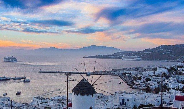 Alquiler de goletas Islas Griegas