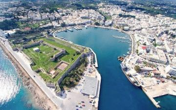 Kos Island Harbour