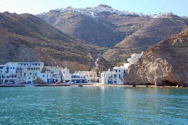 Isla de Anafi