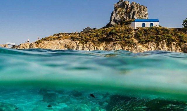 De Turquía a las islas griegas