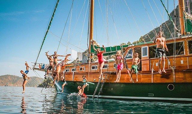 Preferencias de Alquiler de barcos