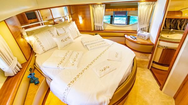 Yate a motor Azimut 62 Fly VIP