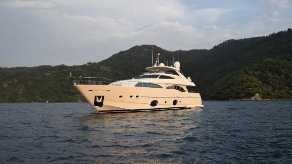 Yate a motor Sea Lion II