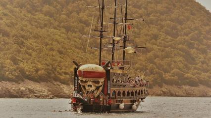 Goleta Barbossa