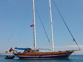 Barka Goleta Yate