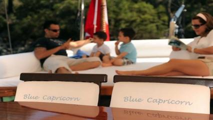 Goleta Blue Capricorn