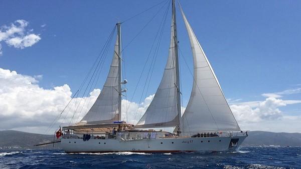 Deniz 61 Goleta Yate