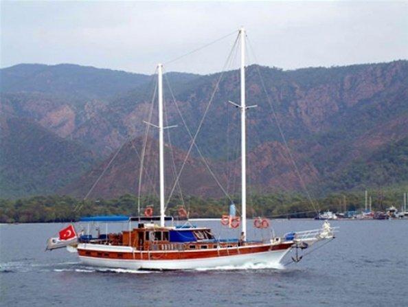 Denizgulu 96 Goleta Yate
