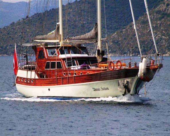 Goleta Ilknur Sultan