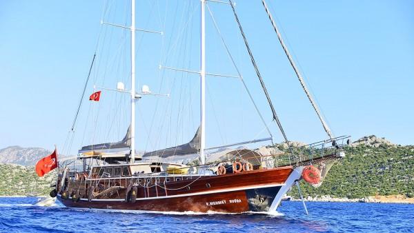 Kaptan Mehmet Bugra Goleta