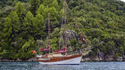 Goleta Laila Deniz