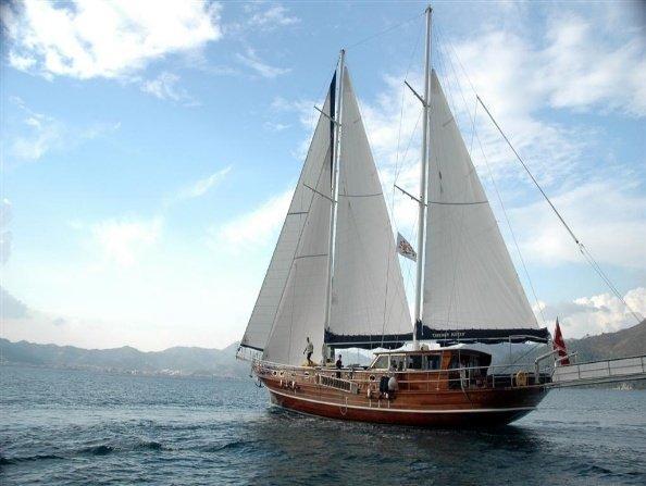 Goleta Yasemin Sultan 1