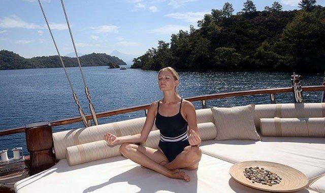 Crucero de yoga y bienestar